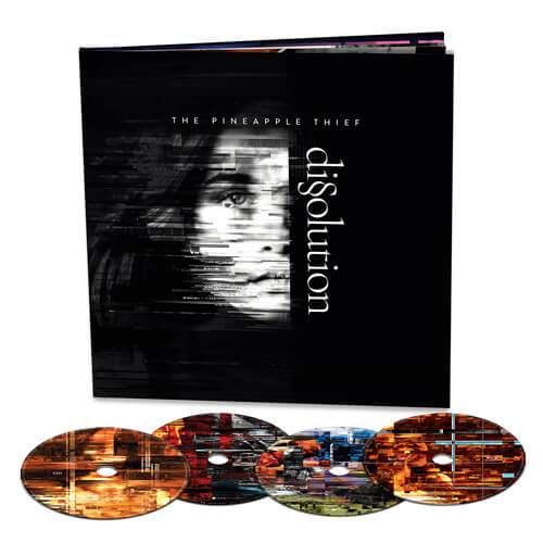 Dissolution 4 disc deluxe edition